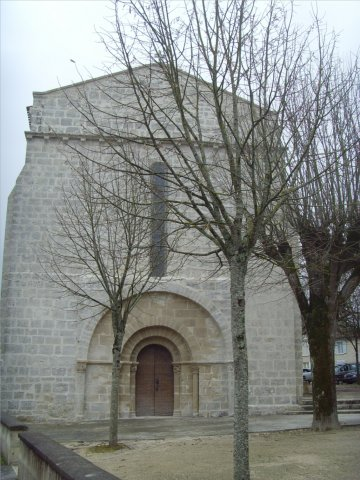 EGLISE RESTAUREE
