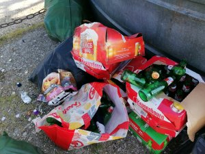 depots poubelles