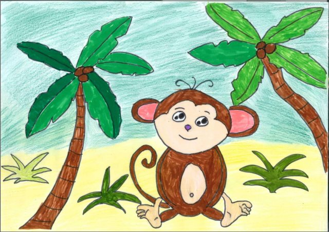 jungle singe