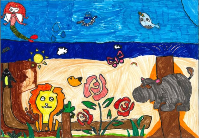 animaux jungle 1